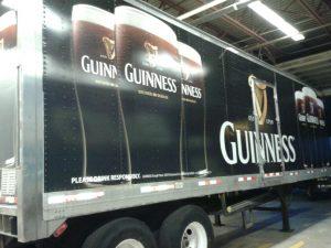 Guinness seaboard, full wrap Danvers