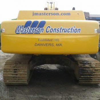 Vehicle Lettering Danvers MA
