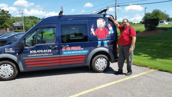 Ed the Plumber Andover