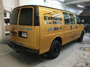 Express Autobody Peabody
