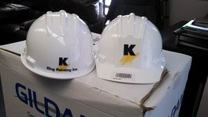 Hardhat labels