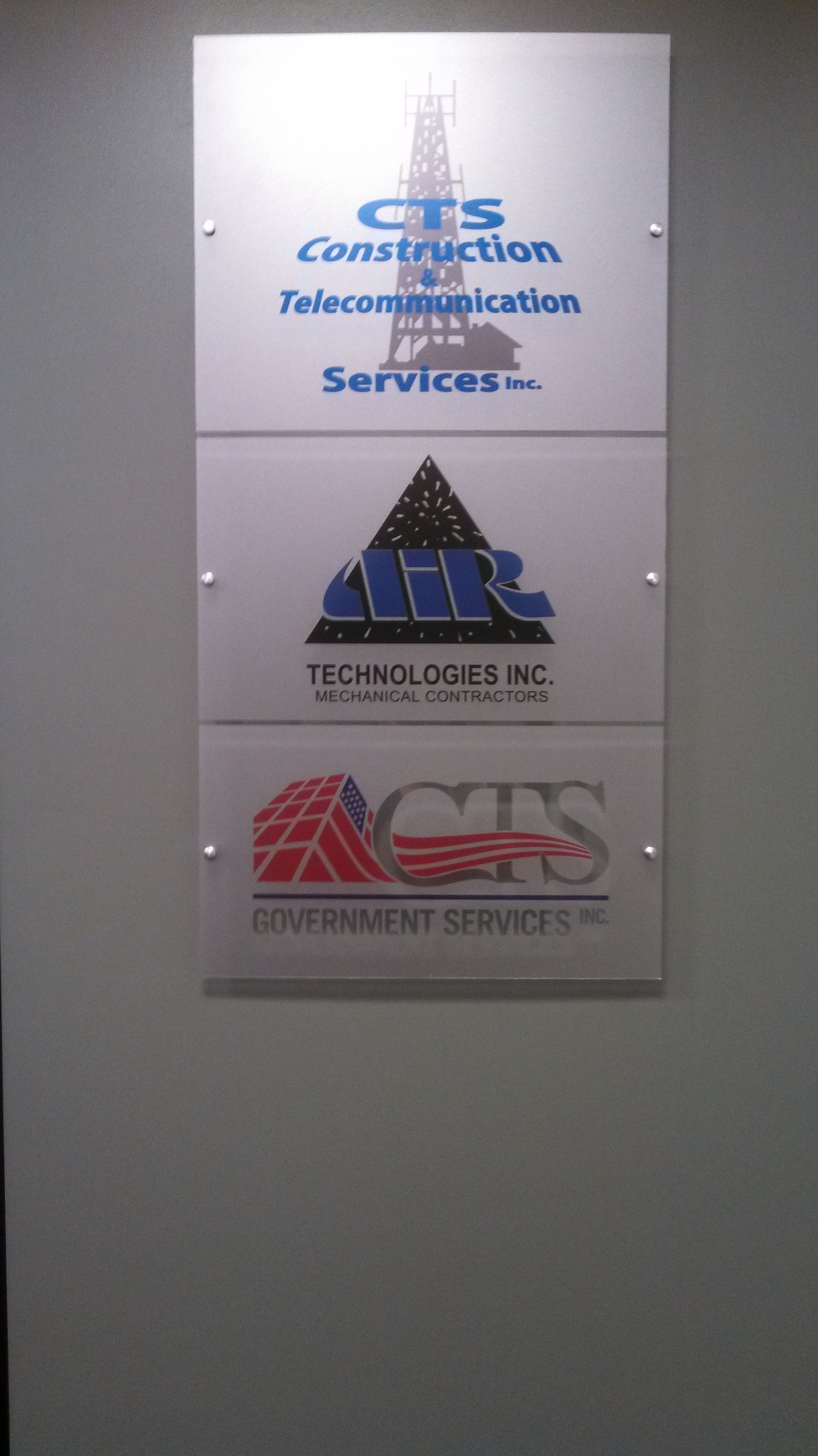 CTS Construction & Telecommunication in Danvers