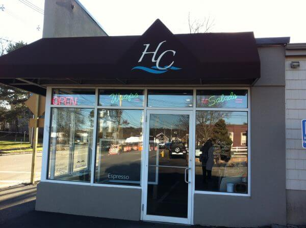 Harbor Cafe fixed recover Danvers