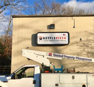 Sign maintenance Andover