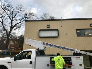 sign maintenance North Andover