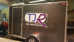 Vehicle Lettering North Andover