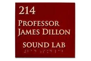 Professor James Dillon