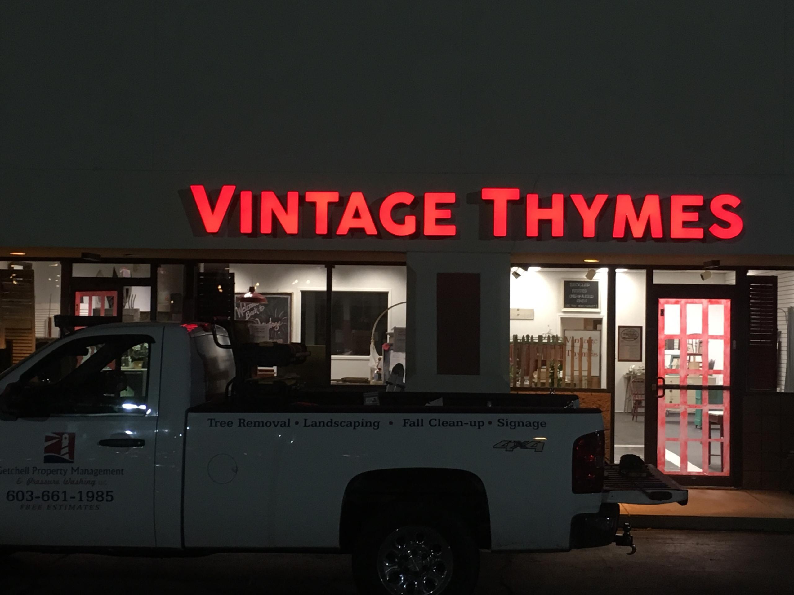 Vintage Thymes Norwood