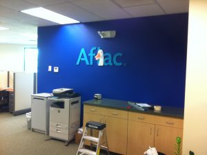 Acrylic Dimensional Letters Peabody MA