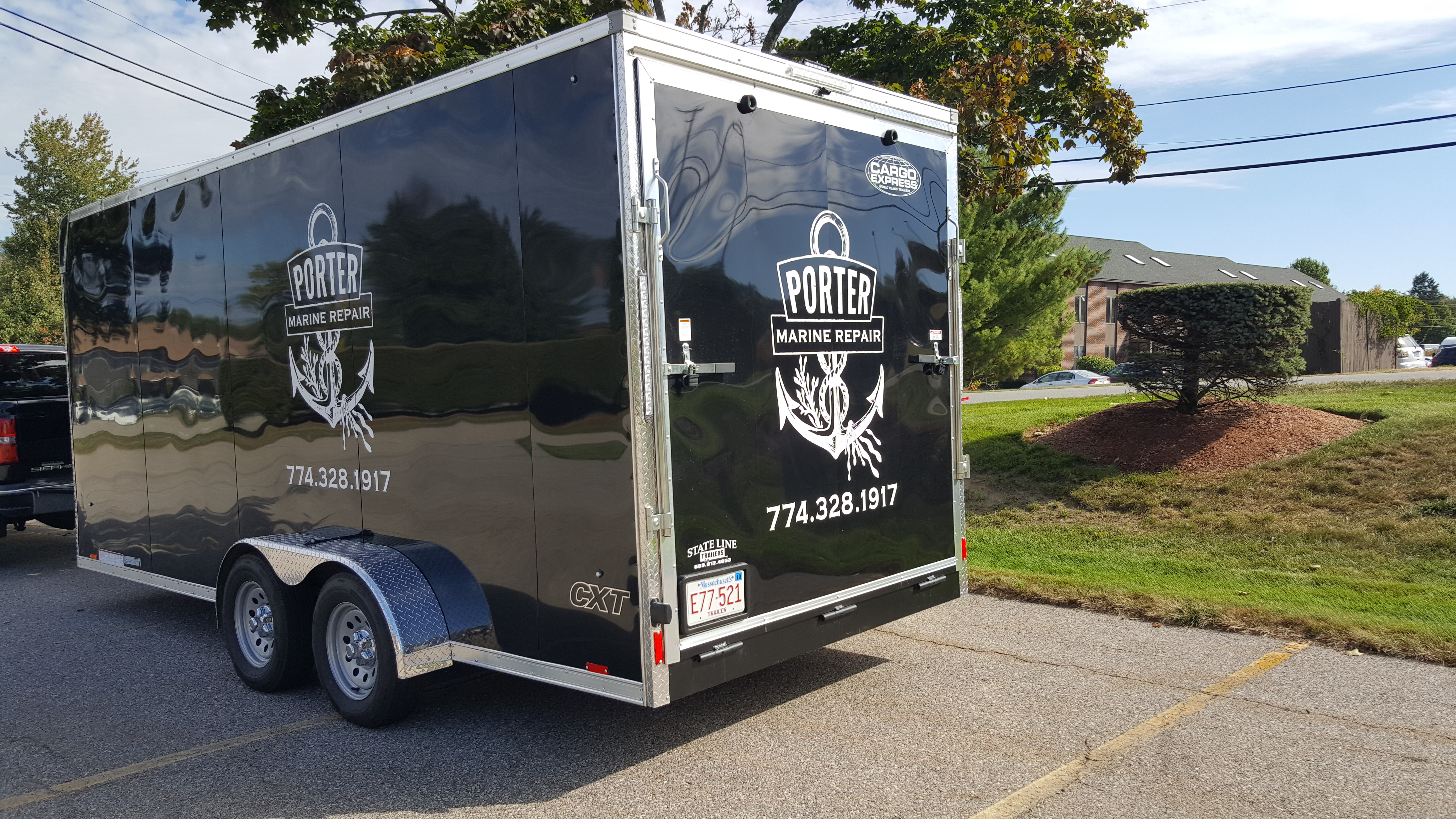 Vehicle Lettering Amp Wrap Gallery Dawn S Sign Tech