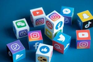 Social Media App Logos and Icons