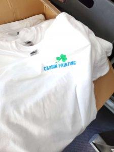 Custom T-Shirt design Andover